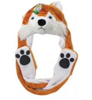 Fox Mitt Hat