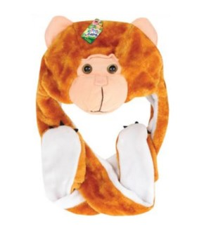 Monkey Mitt Hat
