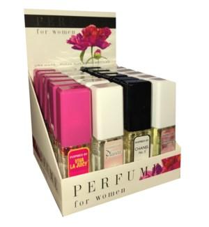 Women's Purse Size Perfume - D