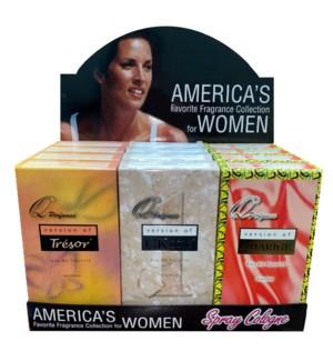 Women's Perfume - B
