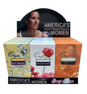 Women's Perfume - C