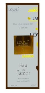 Lovali Eau de Jamor Perfume