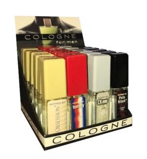 Men's Pocket Size Cologne - C