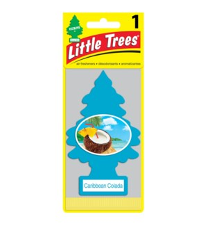 Little Tree Air Freshener - Caribbean Colada