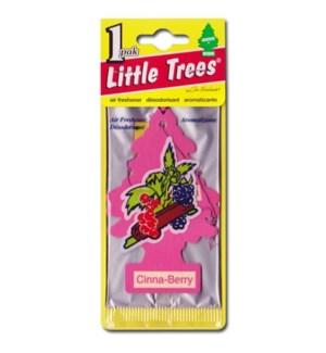 Little Trees Air Freshener - Cinna-Berry