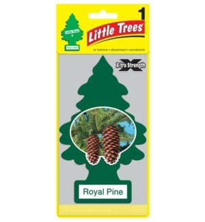 Royal Pine X-Strength Big Tree Air Freshener