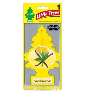 Vanillaroma X-Strength Big Tree Air Freshener