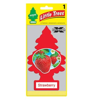 Strawberry X-Strength Big Tree Air Freshener