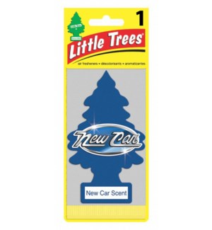 New Car X-Strength Big Tree Air Freshener