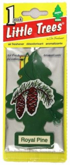 Little Trees Air Freshener - Royal Pine