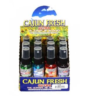 Cajun Fresh 30 mL