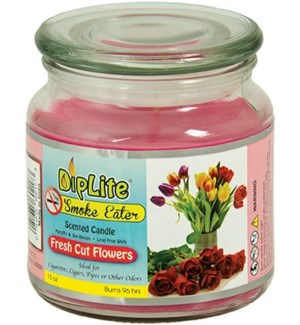 DipLite Candle - Fresh Cut Flowers
