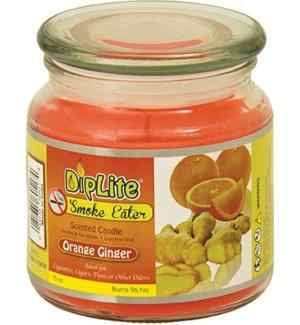 DipLite Candle - Orange Ginger