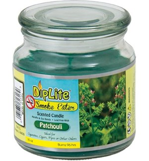 DipLite Candle - Patchouli