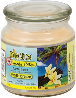 DipLite Candle - Vanilla Breeze