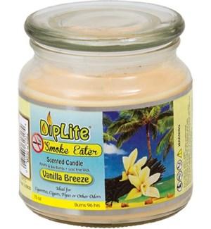 DipLite Candle - Vanilla Breeze