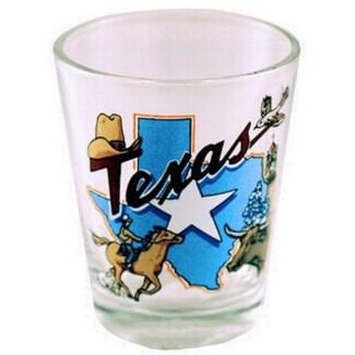 Texas Shotglass