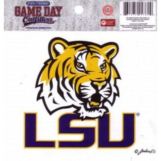 LSU Small Decals