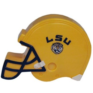 LSU Helmet Bank
