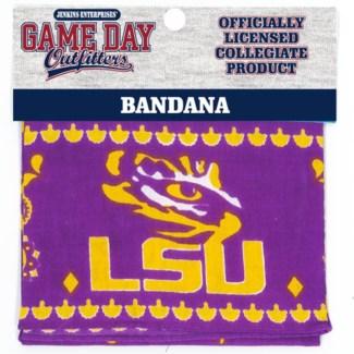 LSU Bandana