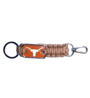 UT Rope Keychain