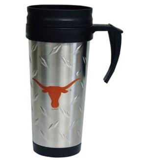 UT Stainless Steel Travel Mug