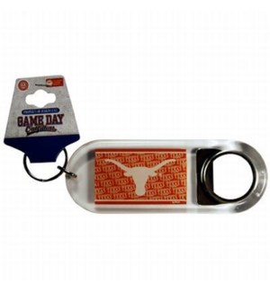 UT Bottle Opener Keychain