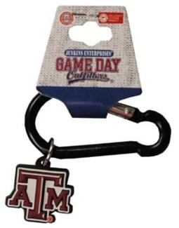 TX A&M Carabiner Keychain