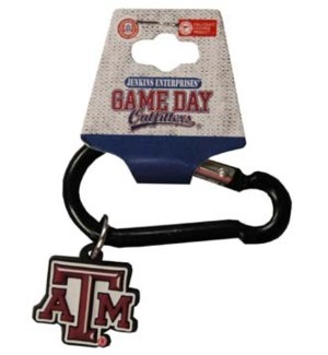TX A&M Carabiner Keychain