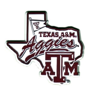 TX A&M Mascot Magnet