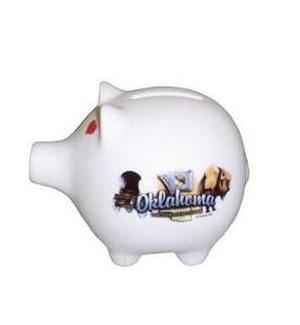 Oklahoma State Map Bank