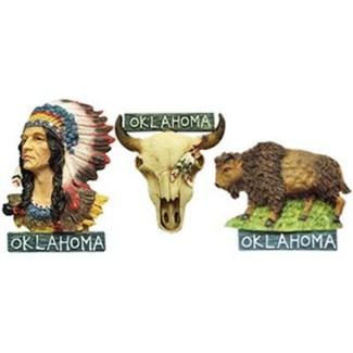 Oklahoma SW Magnet