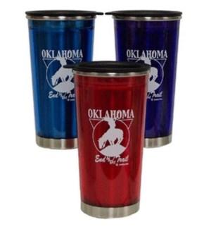 Oklahoma Tumbler Mug