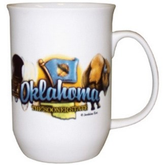 Oklahoma Element Mug