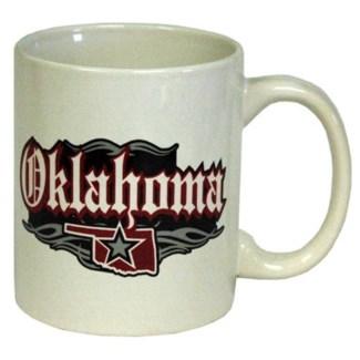 Oklahoma Rock N Roll Mug