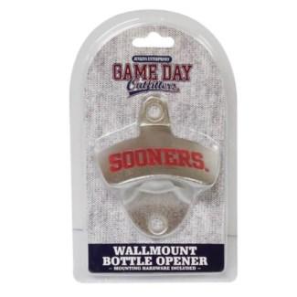 OU Bottle Opener Wall Mount