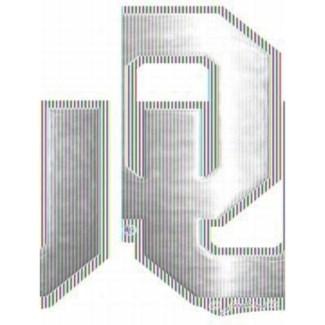 Oklahoma Sooners Car Emblem