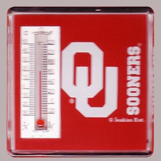 OU Thermometer Magnet
