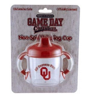OU Sippy Cup