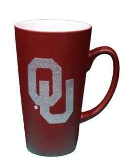 OU Latte Mug