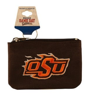 OSU Coin Purse Keychain