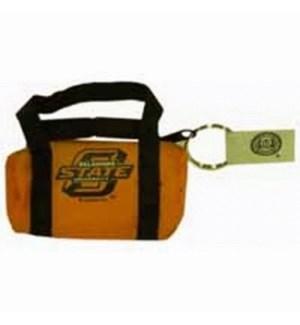 OSU Duffel Bag Keychain