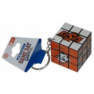 OSU Cube Keychain