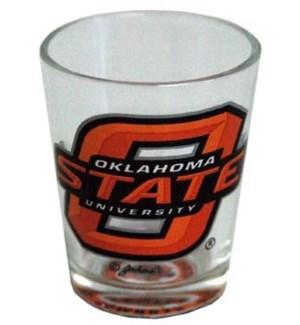 OSU Bullseye Shotglass