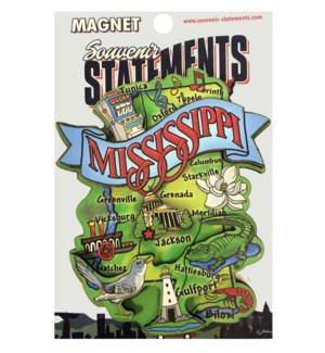 MS Map Magnet