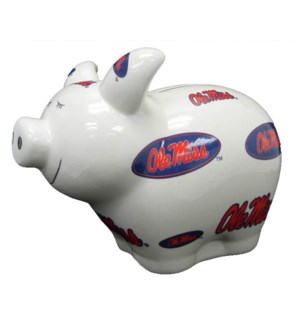 Ole Miss Piggy Bank