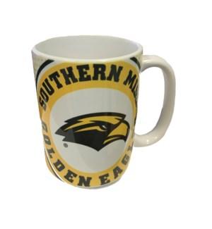 Southern Miss Dot Mug