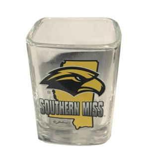 Southern Miss Shot Glass