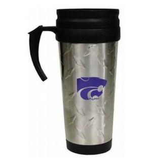 Kansas Wildcats Travel Mug