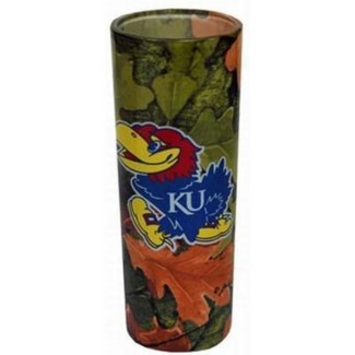 Kansas Jayhawks Camo Shooter
